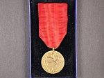 Medaile Za službu vlasti - ČSR