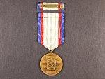 Medaile - Za upevňování přátelství ve zbrani III. třída