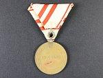 Pamětní medaile na první sv. válku