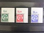 zn. Mi. č. 479-481, 1932/1933