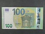 100 Euro 2019 s.UD, Francie podpis Mario Draghi, U003