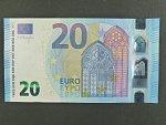 20 Euro 2015 s.EM, Slovensko, podpis podpis Lagarde, E010