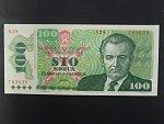 100 Kčs 1989 s. A 28