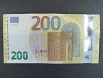 200 Euro 2019 s.UB, Francie podpis Mario Draghi, U005