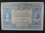1000 Gulden 1880, oboustranná