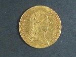 Dukát 1787 A, váha 3,49 g, N55