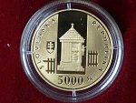 5000 Sk 2002 Světové dědictví Unesco - Vlkolínec