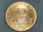 20 Dolar 1899 s, 33.436 g, 900/1000