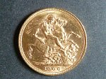 1 Pound 1906 M (Melbourne - Australie))