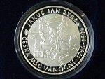 200 Kč 1996, 200. výročí České mše vánoční, certifikát kvality b.k.
