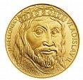 10 DUKÁT Vladislav II., číslovaný č.41, Au 986, 34,9 g,průměr 42 mm, náklad 50 ks, etue, certifikát