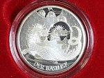 10 Euro 2009, Der Basilisk, Ag 0.925, 17,30g, etue a certifikát_