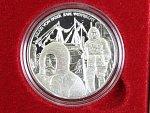 20 Euro 2005, Polarexpedition Tegetthoff, Ag 0.900, 20g, etue a certifikát_