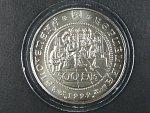 500 Sk 1999, 500. výročí ražby prvních tolarových mincí
