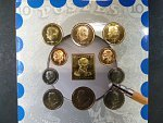 Belgie, oficielní sada mincí 1999 BELGIË / BELGIQUE