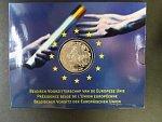 500 Francs 2001, Ag 925/1000, 22.85g,  papírový obal, bezvadná kvalita