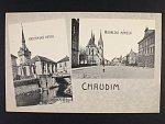Chrudim, neprošlá 1908