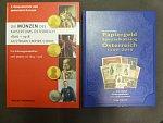 AKCE - 2x specializovaný  katalog mincí