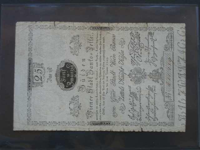 25 Gulden 1.1.1800, Pi.-Ri. 33, Pi. A33
