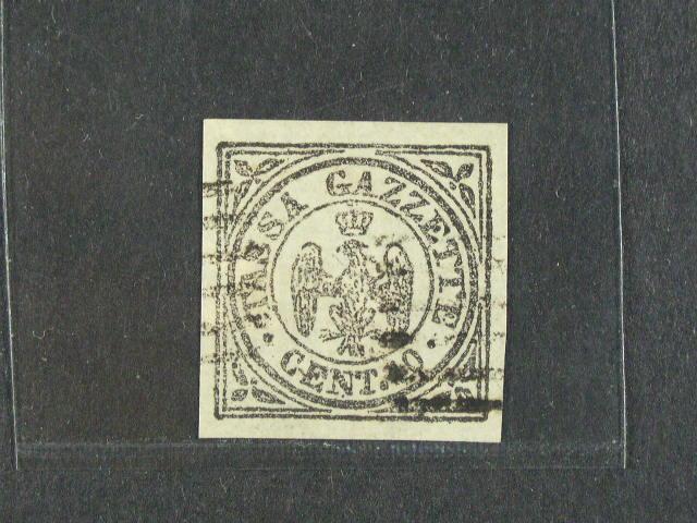Modena - zn. Mi. ?. 4, zk. Richter, 2500 EUR
