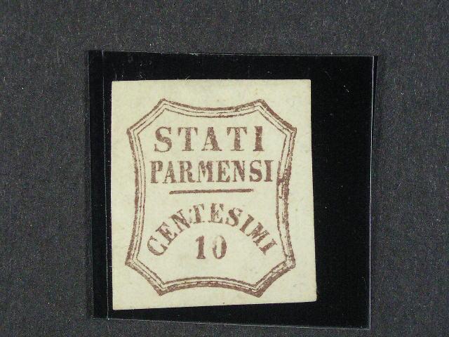 Parma - zn. Mi. ?. 13, 750 EUR, zk. Richter