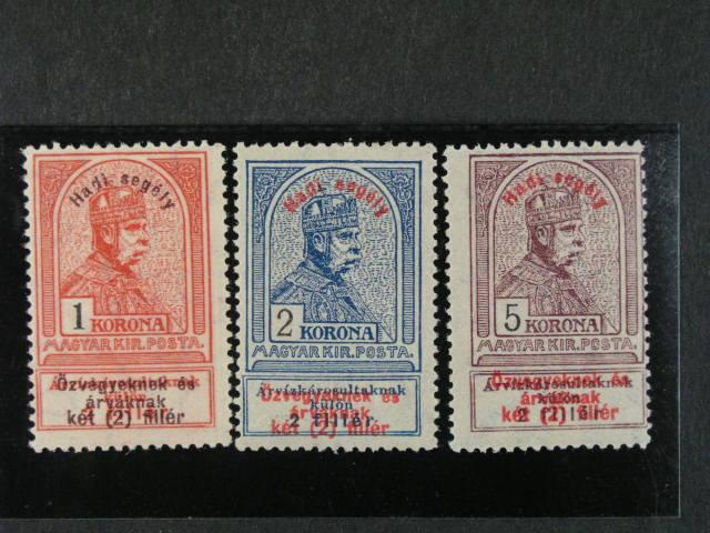 zn. Mi. ?. 159 - 61, 110 EUR