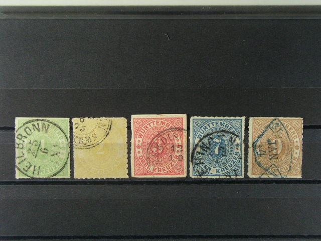 Würtenberg - zn. Mi. ?. 26 - 30, 220 EUR