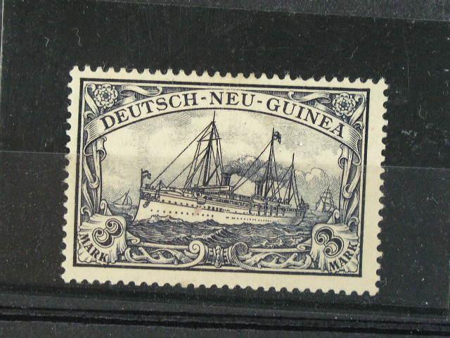 Nová Guinea - zn. Mi. ?. 18