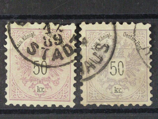 zn. Fe. ?. 49a + 49b (kz), 230 EUR