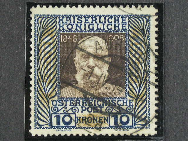 vydání 1908 10K Mi. ?. 156