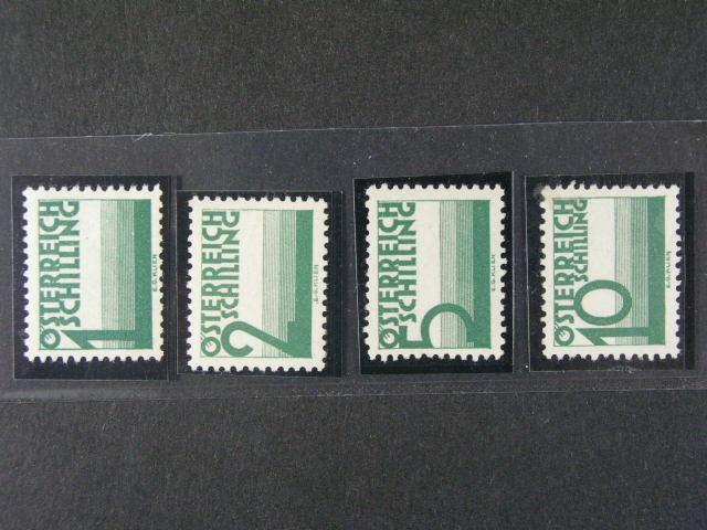 Doplatní - zn. Mi. P ?. 155 - 58, 610 EUR