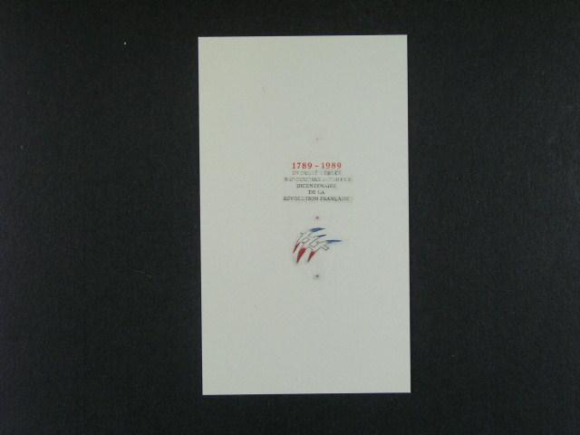 otisk p?vodní rytiny p?ítisku k A ?. 2896 v orig. barvách na kousku papíru