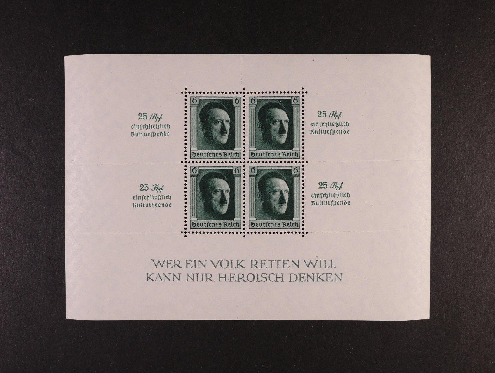 Bl. Mi. 9, 320 EUR