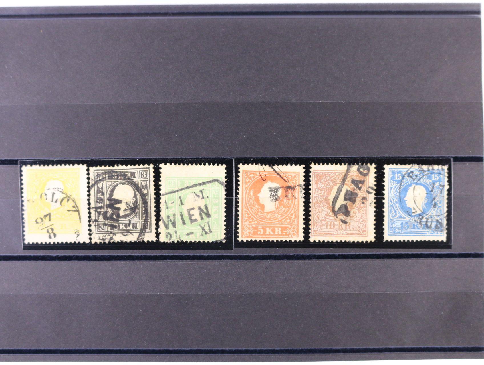 zn. Fe. č. 10 II - 15 II, celkem 470 EUR