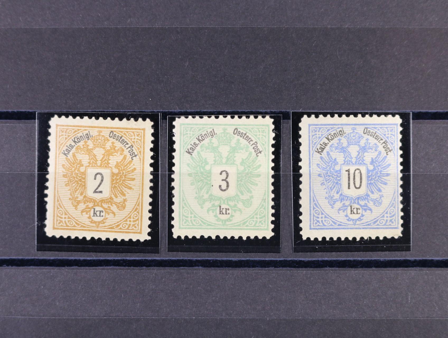 zn. Mi. č. 44 - 45, zoubkování 12 1/2, vzácný výskyt, 470 EUR