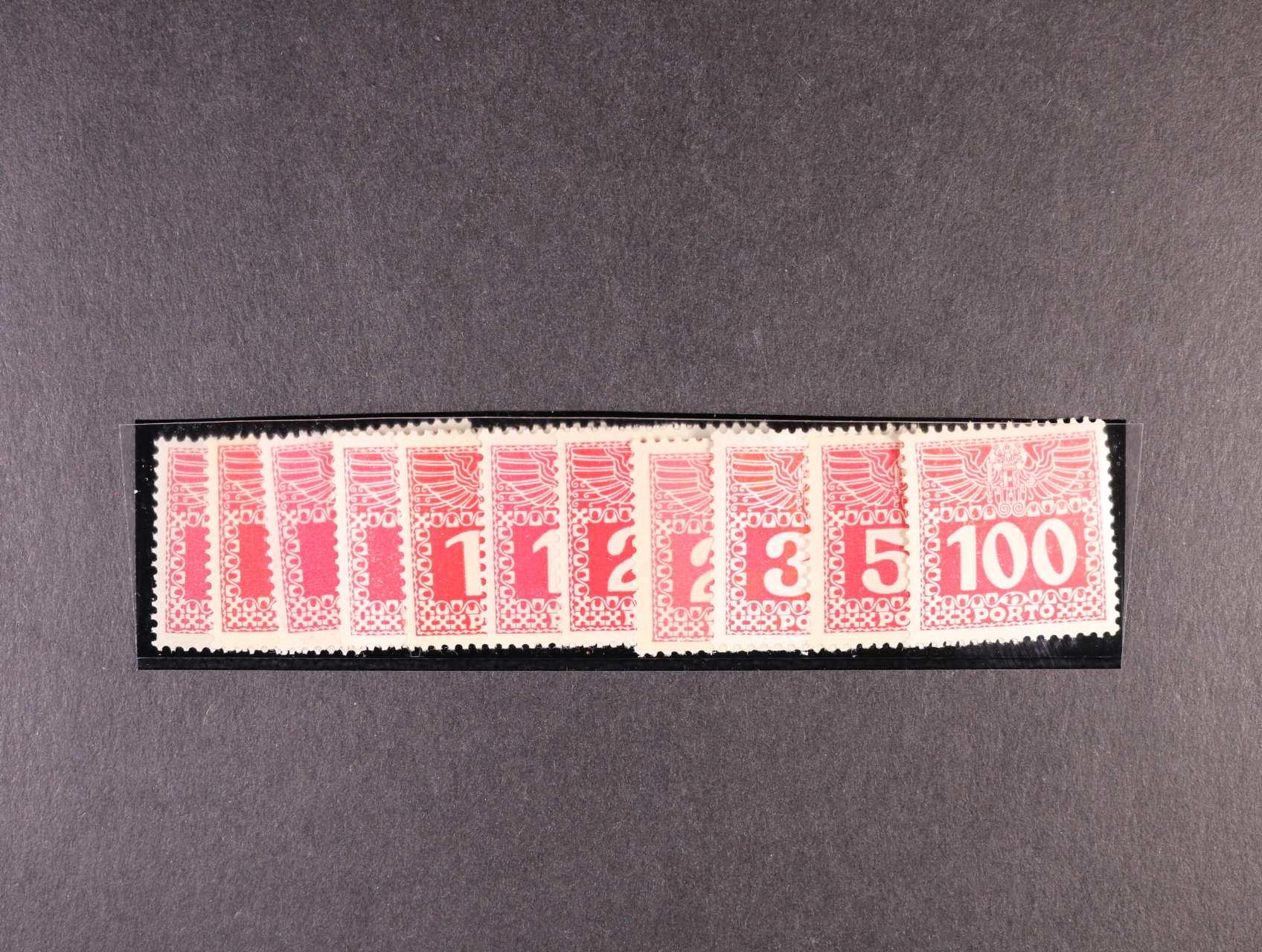 zn, Mi. P č 34 - 44, 350 EUR