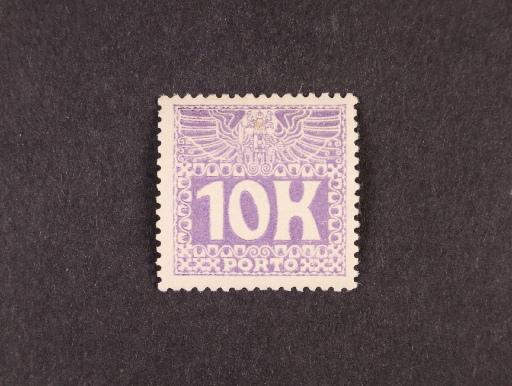 zn. Mi. P 46 doplatní 10K, dobrá kvalita, 1000 EUR