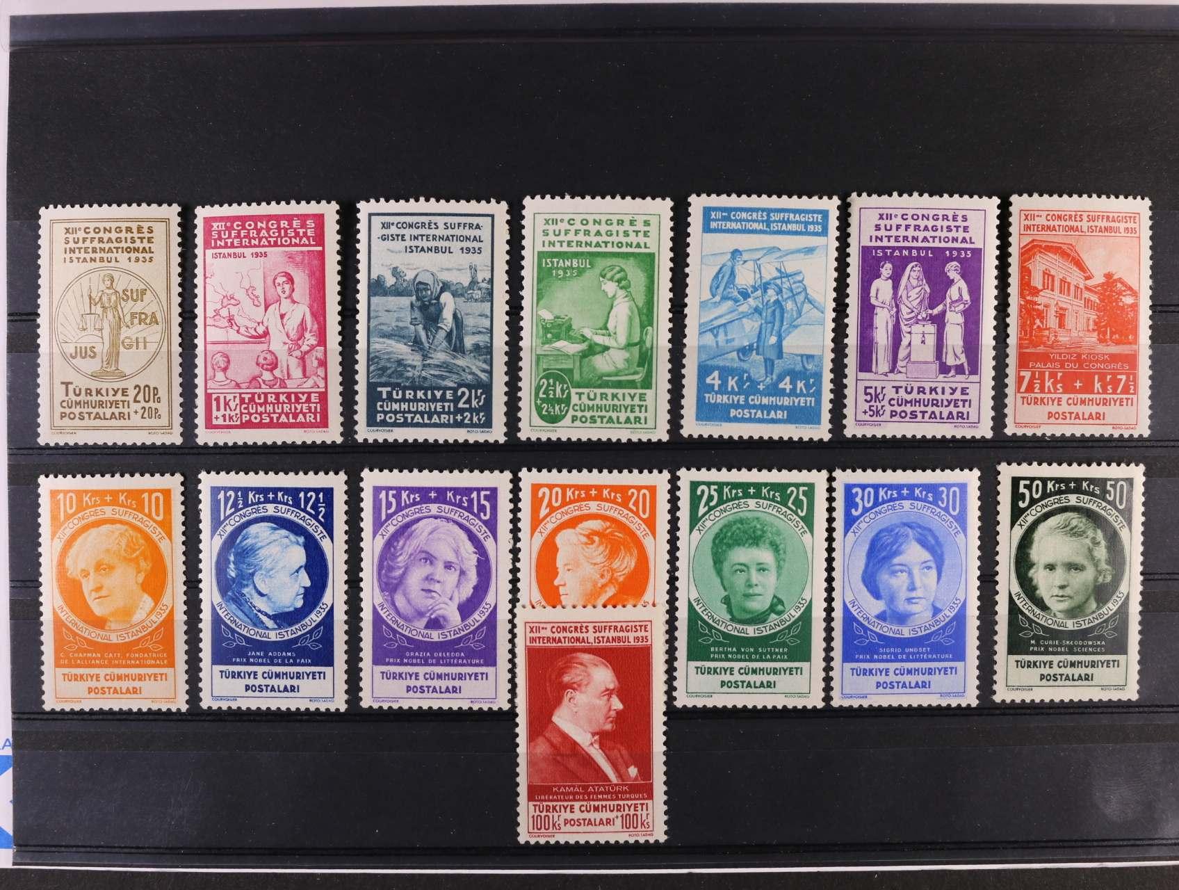 zn. Mi. č. 985 - 999, 1300 EUR