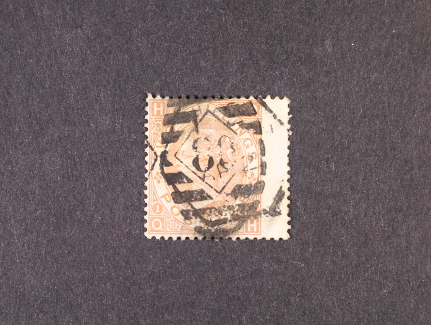 zn. Mi. č. 54, Pl. 1, s pravým okrajem, 2000 EUR