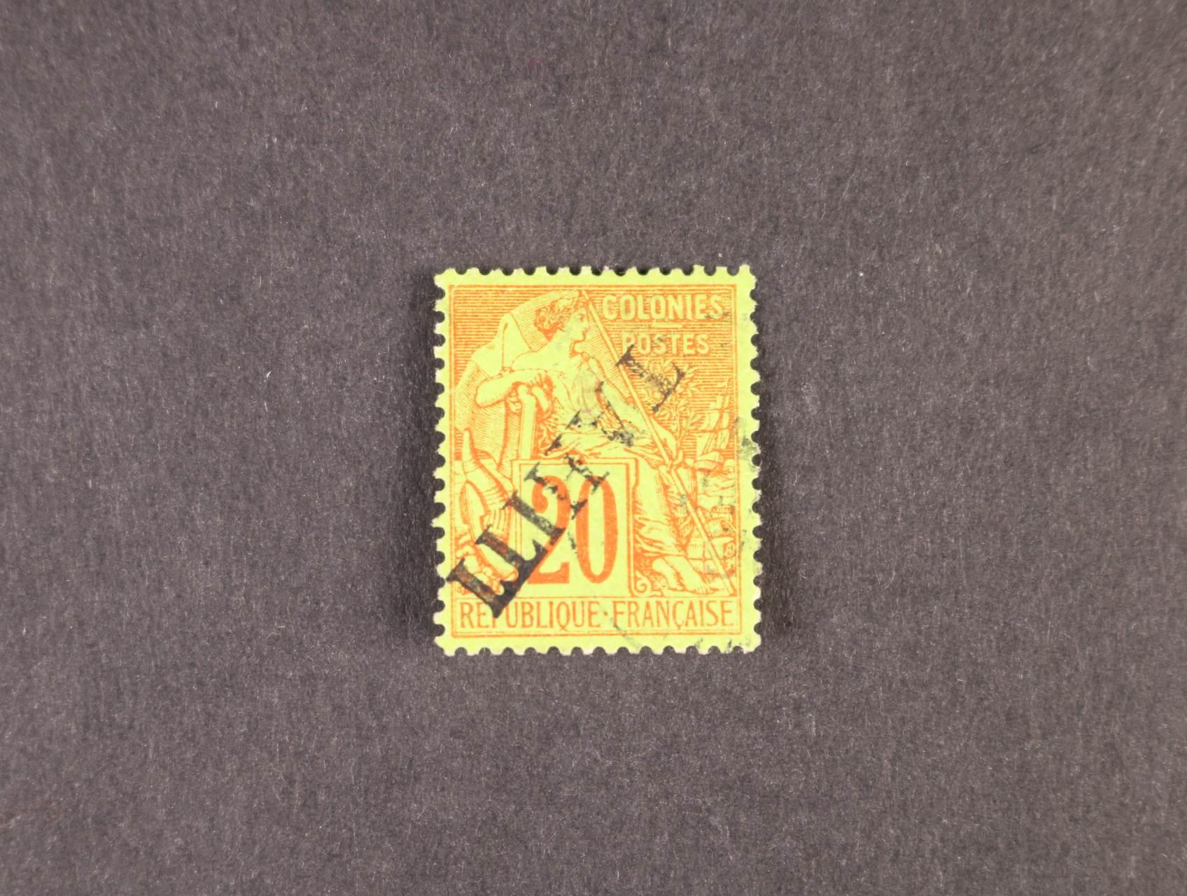 Tahiti - zn. Yver č. 13a, 280 EUR