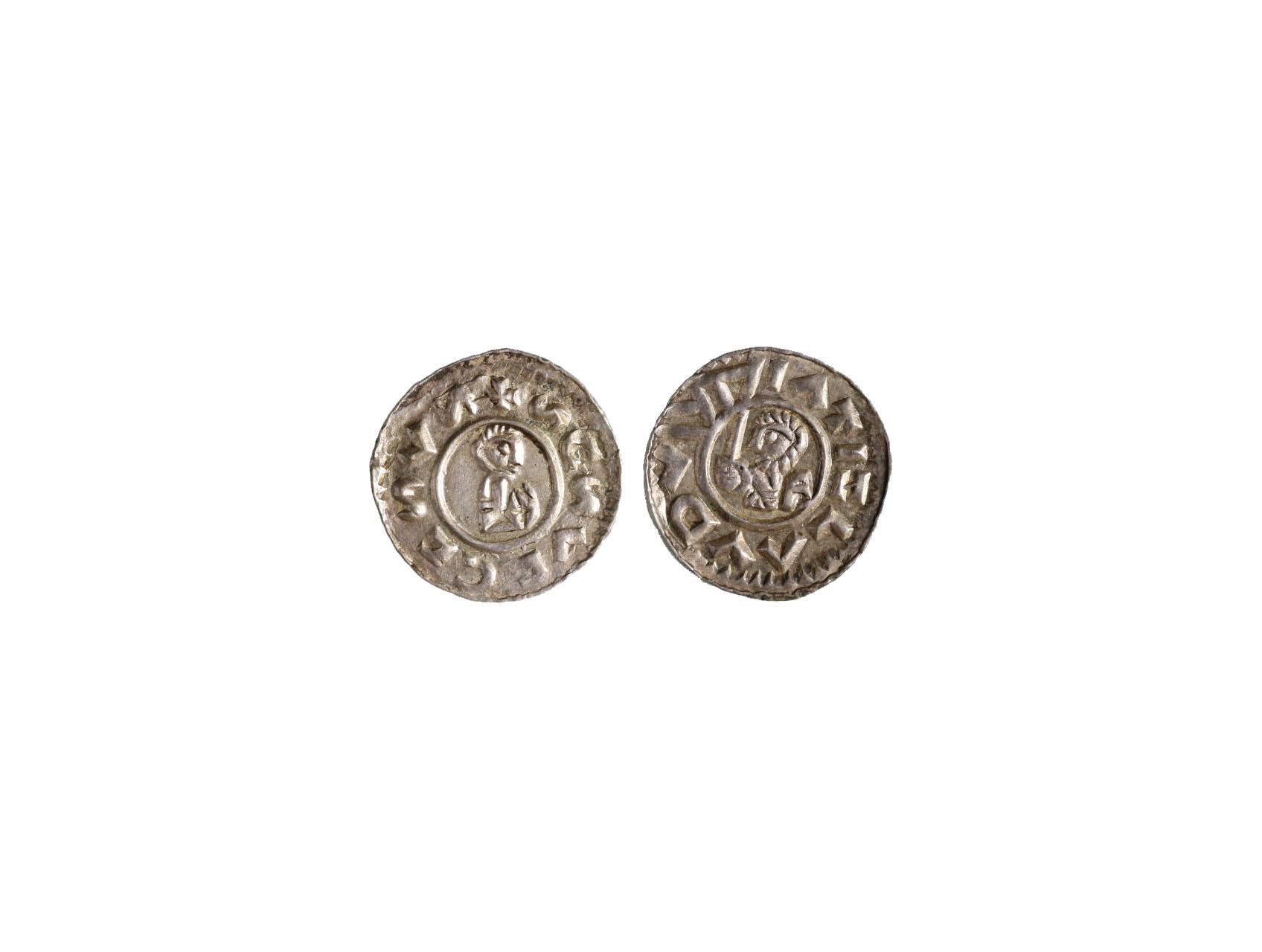 Vratislav II. 1061-1092- Denár, Cach 346