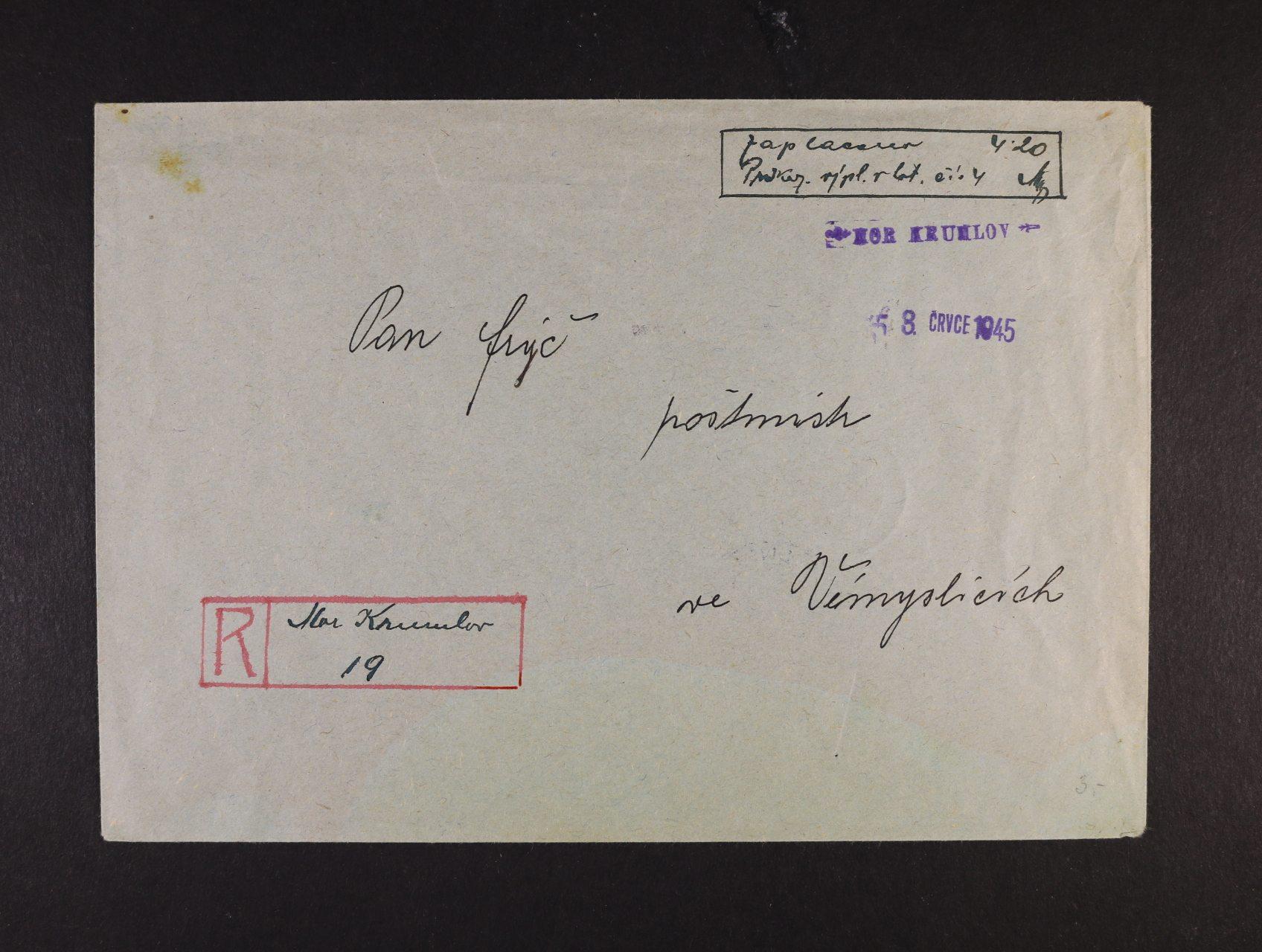 R-dopis