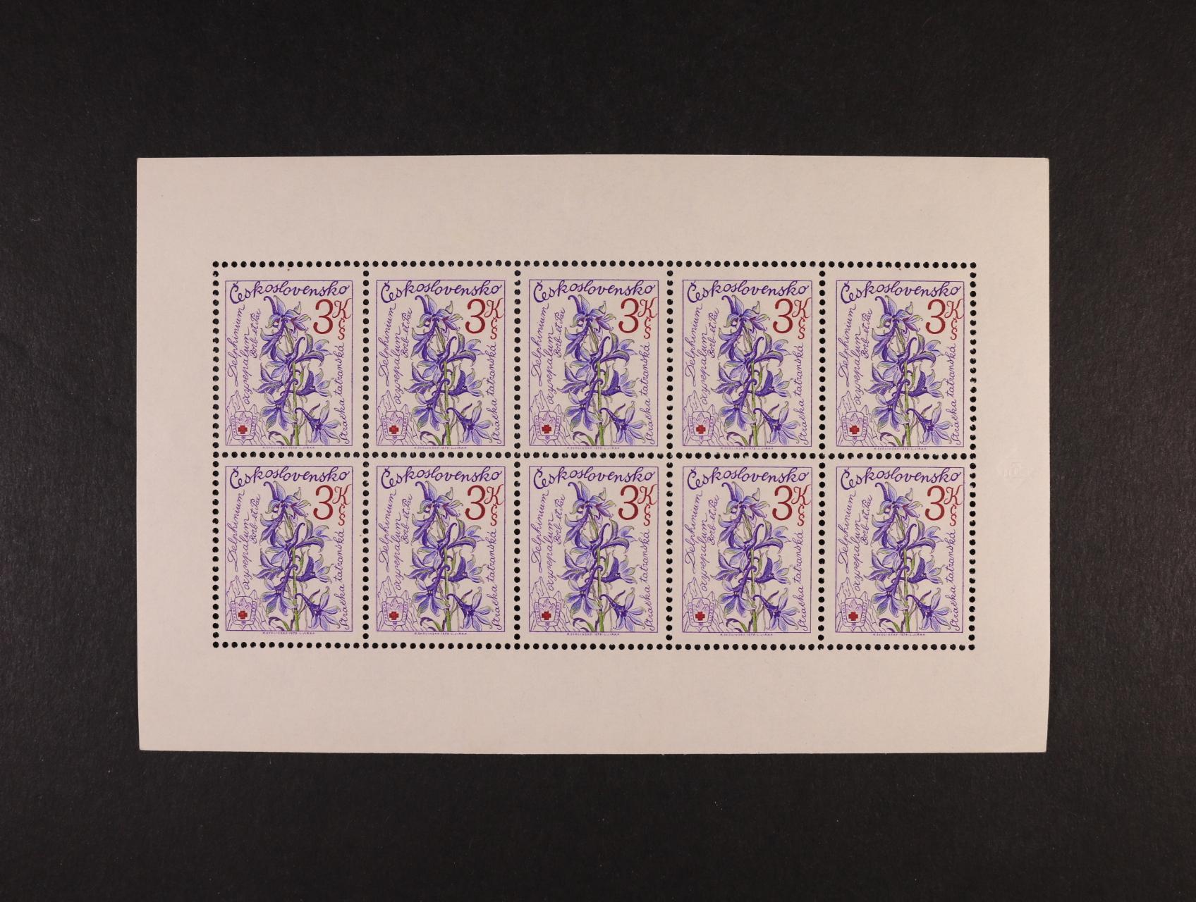 PL  č. 2369 A zoubkování 11 3/4, kat. cena 4500 Kč
