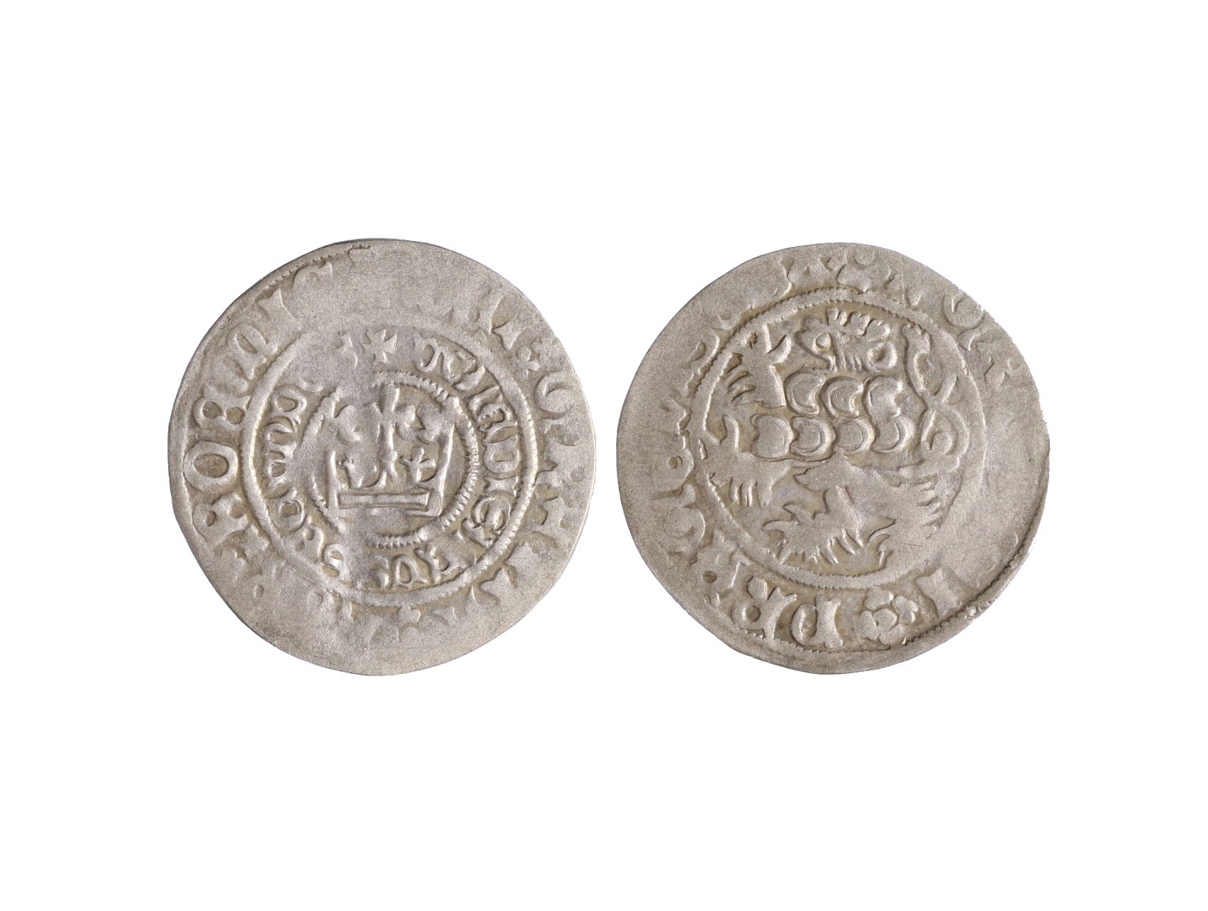 Vladislav II. Jagellonský 1471-1516 - Pražský groš b.l. nedoražen