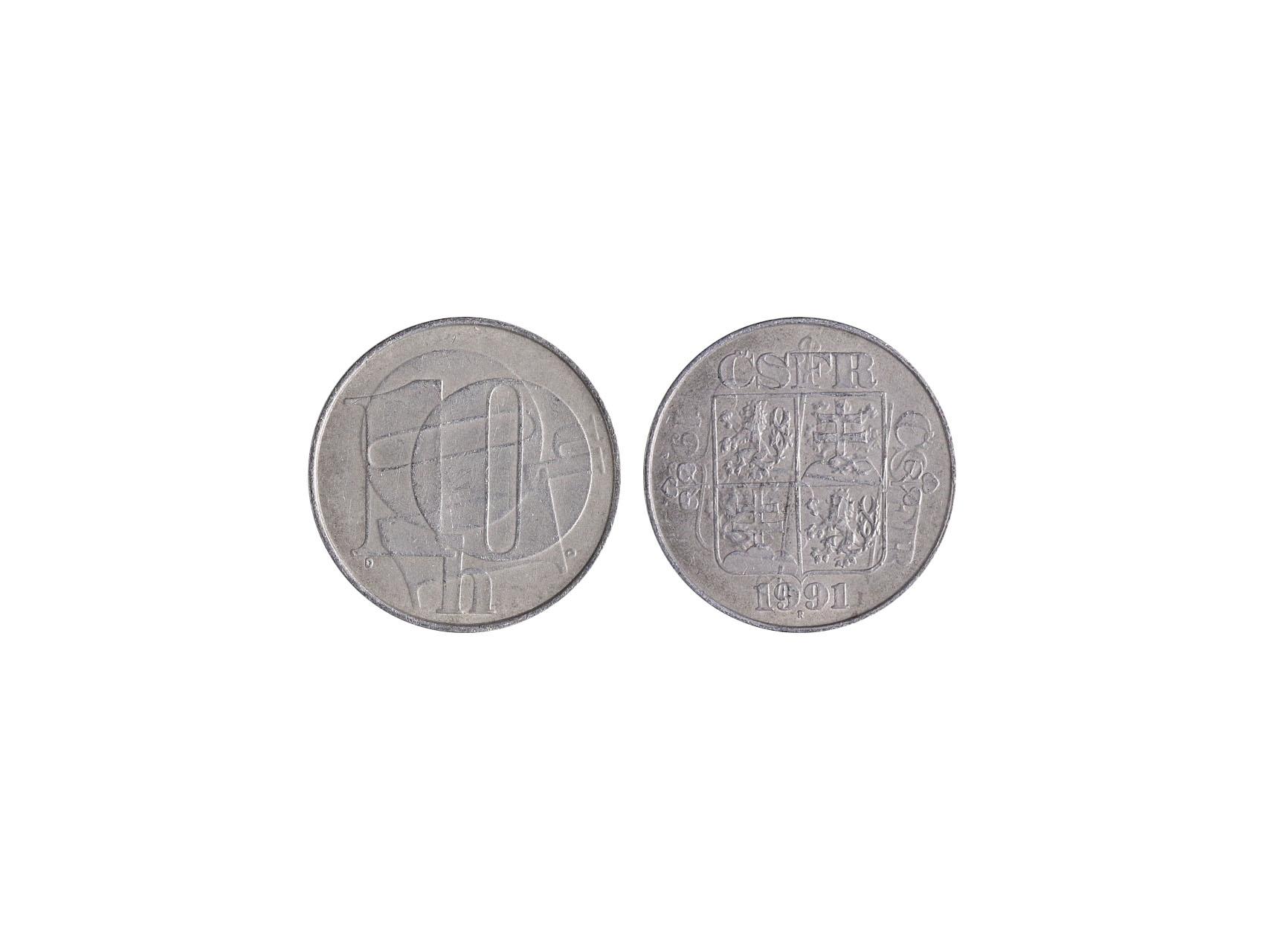Chyboražba, 10 h 1991 dvojitá ražba na A i R