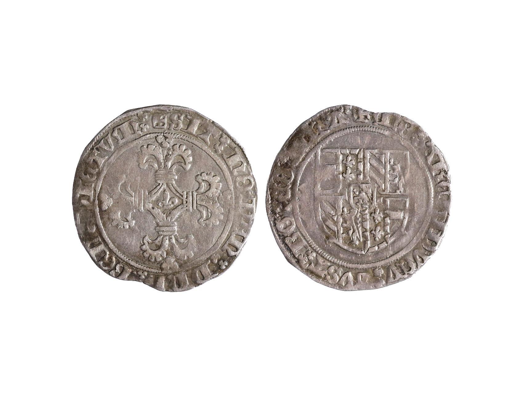 Brabant, Philippe le Beau 1482-1494 - Patard b.l. 1485, 2.89 g