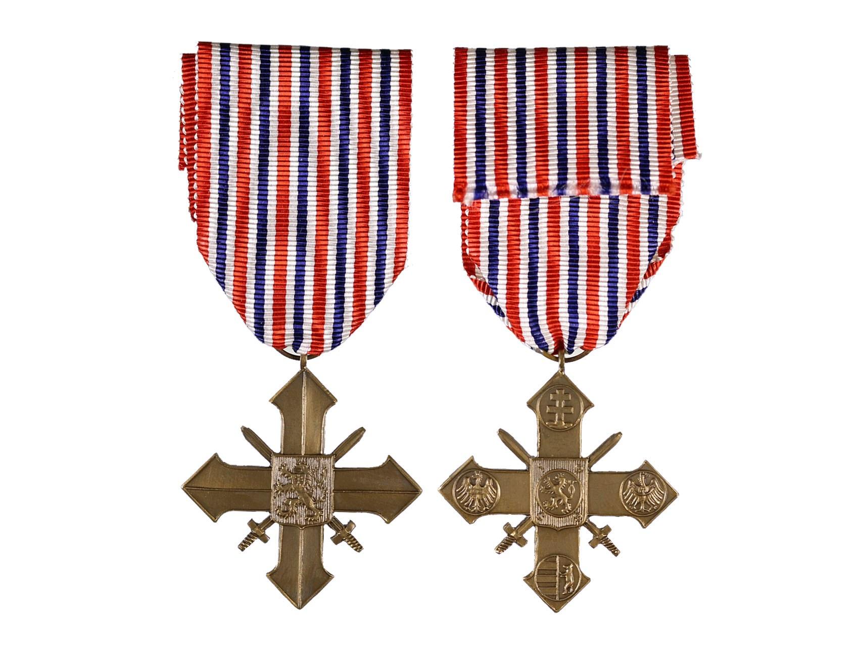 ČS válečný kříž 1939, VM11, N17c