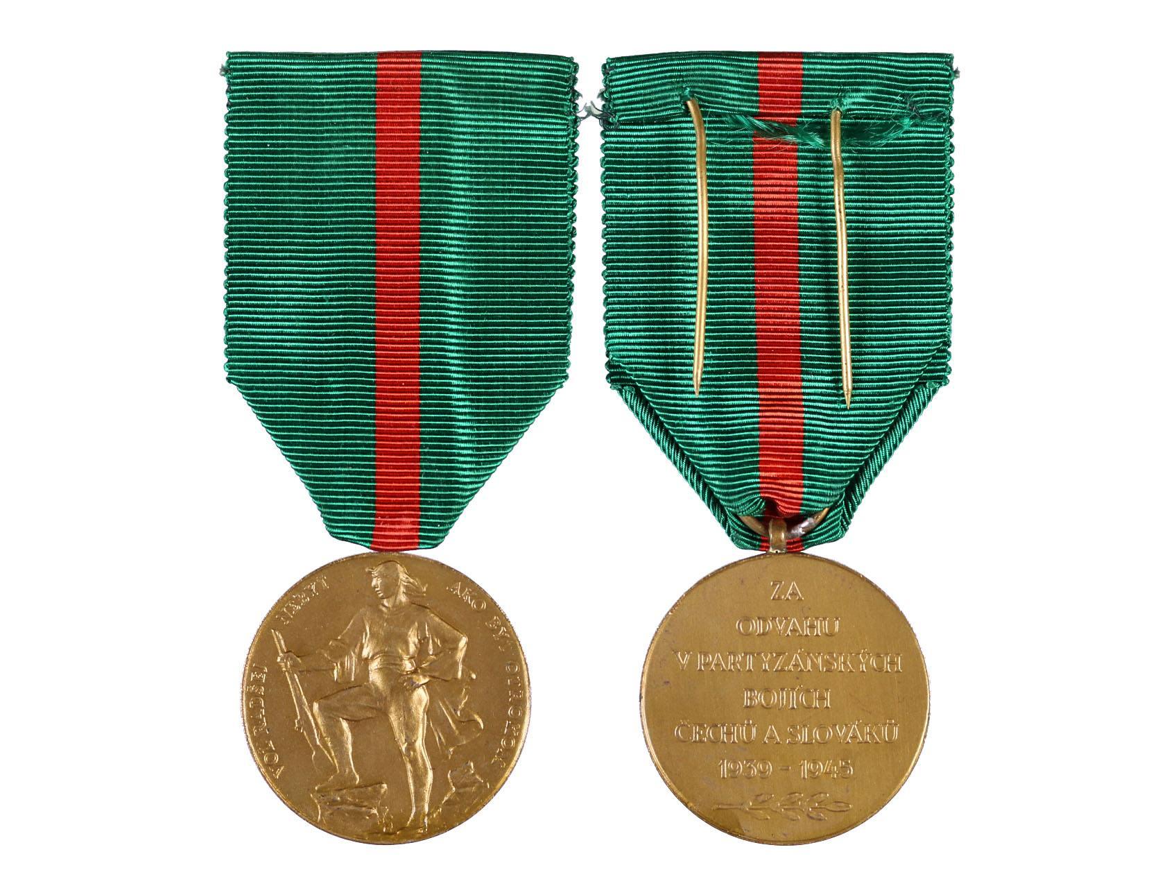 Československá Jánošíkova medaile, VM21, N36
