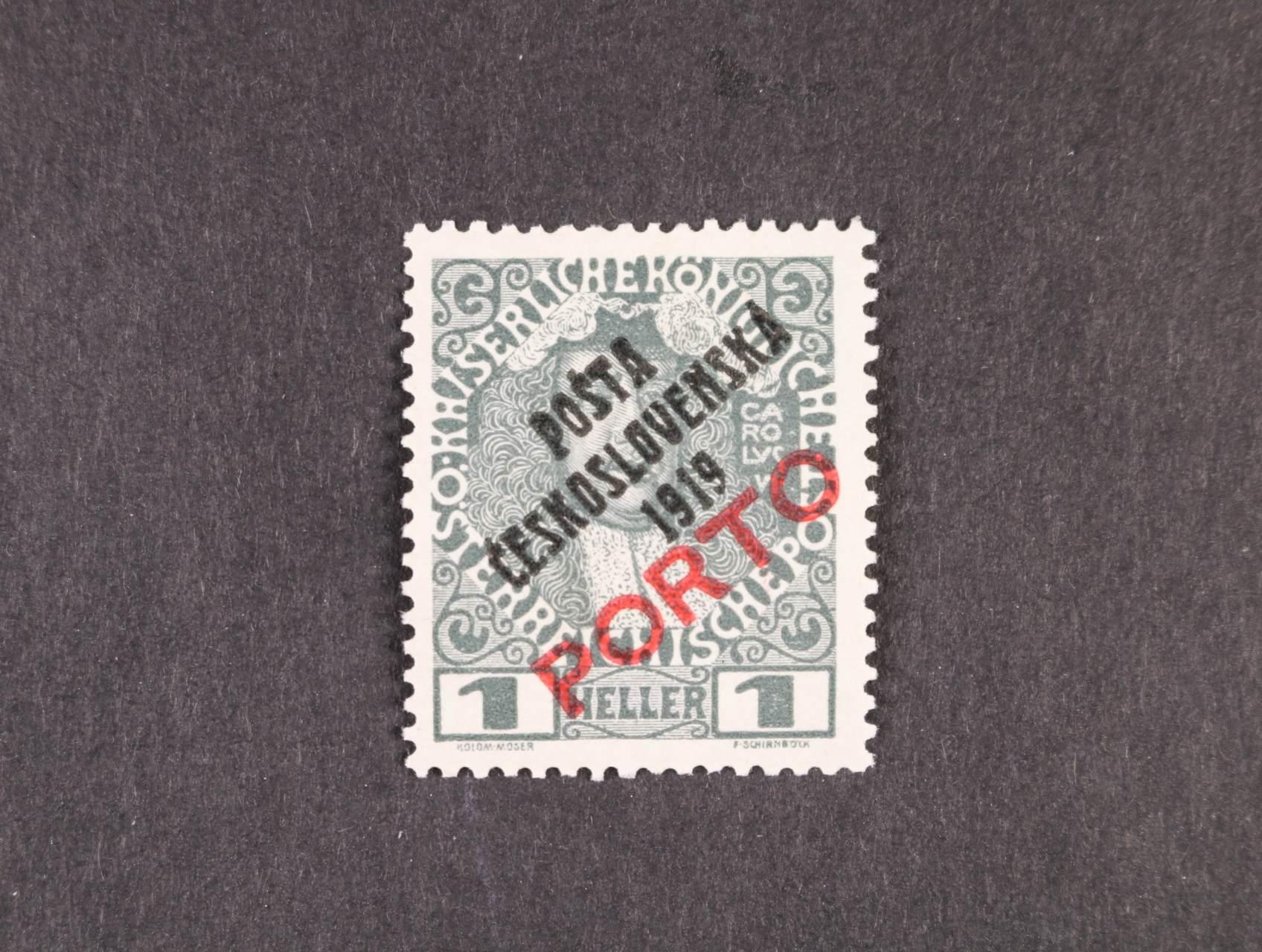 zn. č. 83, typ I, zk. Stupka