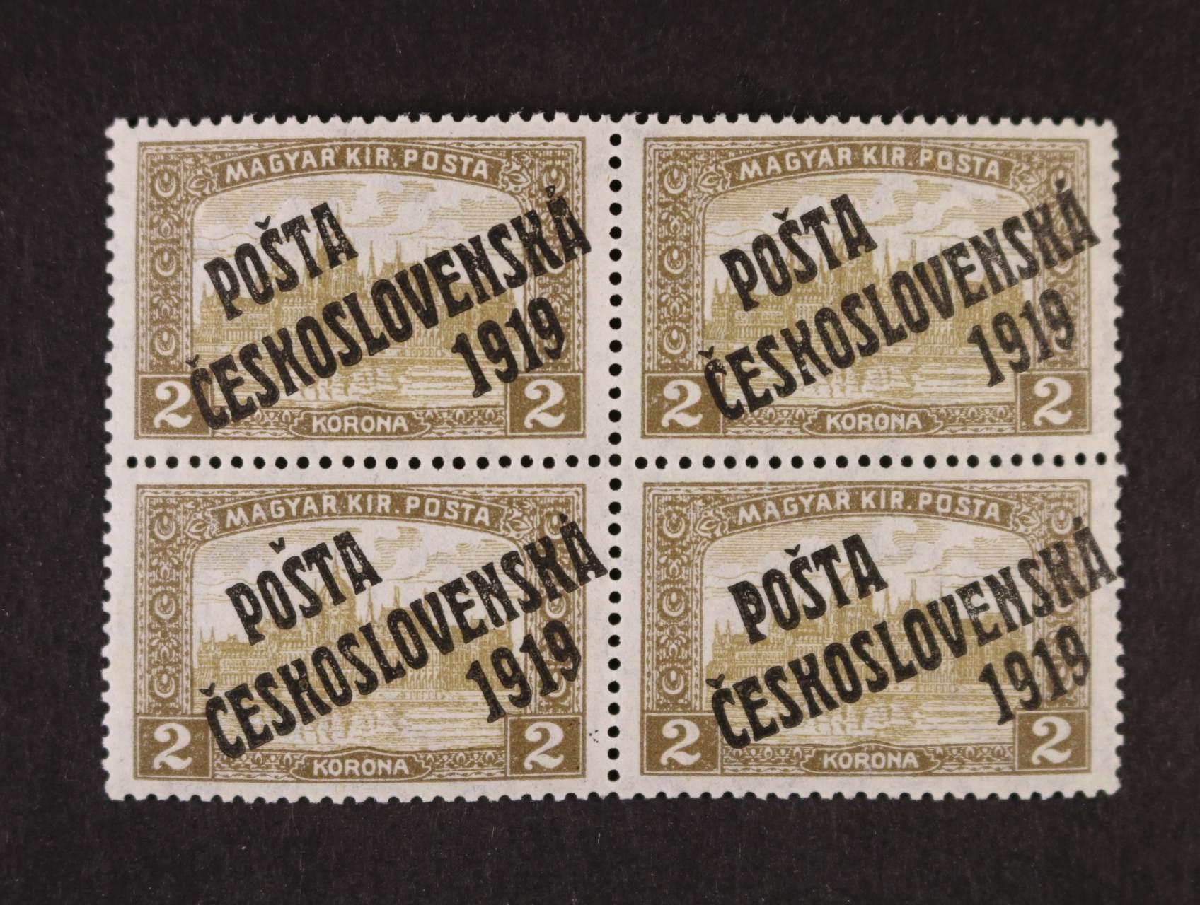 zn. č. 115 ST ve čtyřbloku, zk. Mrňák, Pofis